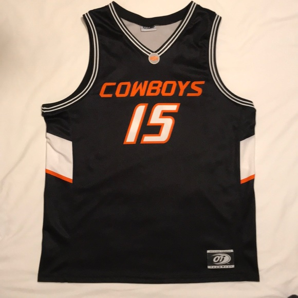 best loved ed50c aab5f OSU Cowboys Men's College basketball jersey